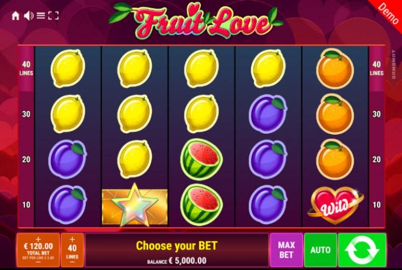 Fruit Love :: Main Game Board