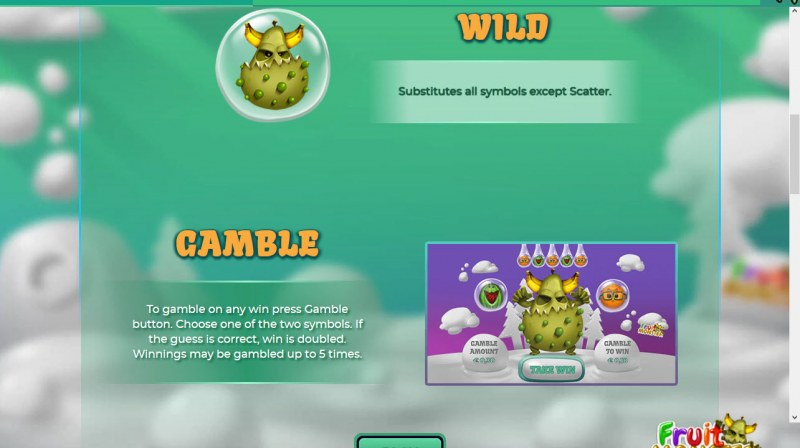Play slots at Betwinner: Betwinner featuring the Video Slots Fruit Monster with a maximum payout of $16,000