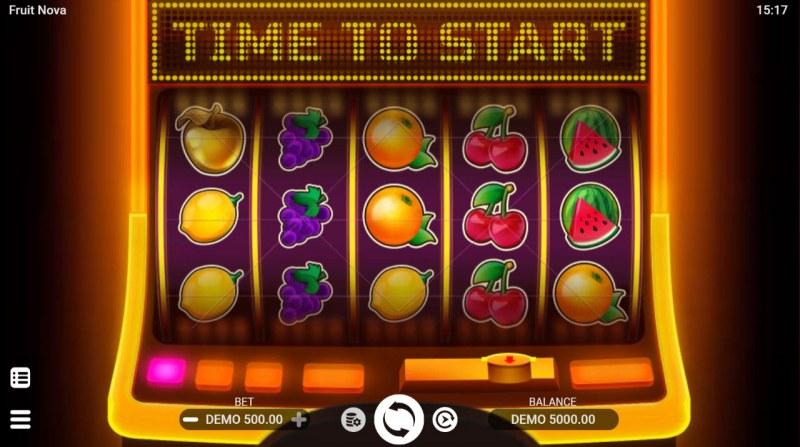 Fruit Nova :: Main Game Board