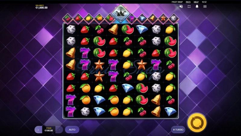 Fruit Snap :: Main Game Board