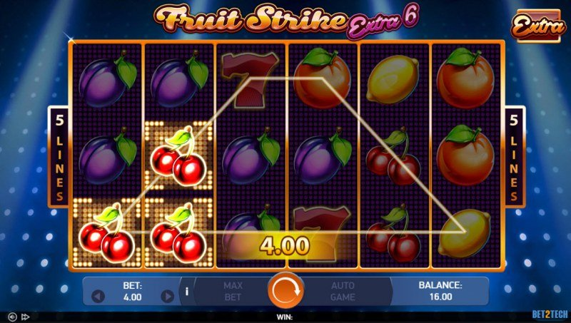 Fruit Strike Extra 6 :: Two of a kind