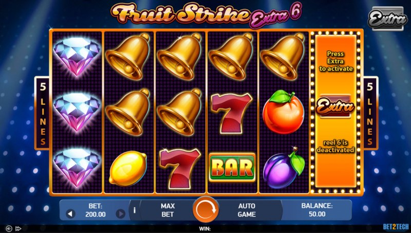Fruit Strike Extra 6 :: Main Game Board