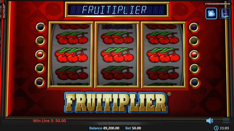 Fruitiplier :: Full House