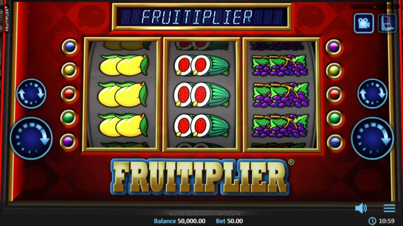 Fruitiplier :: Main Game Board