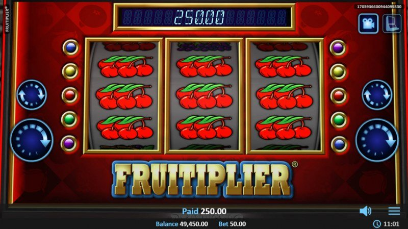 Fruitiplier :: Big Win