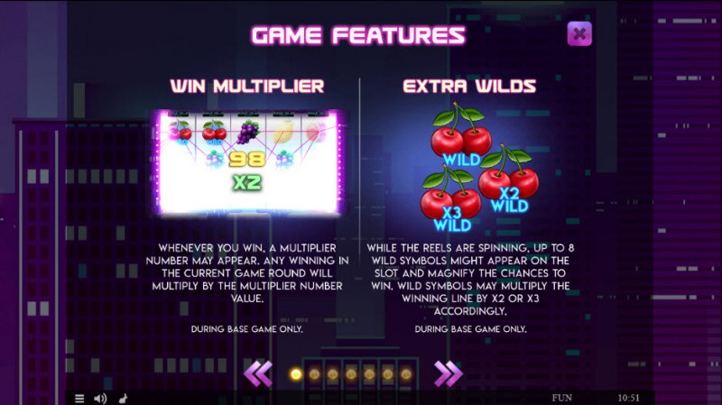 Fruits Deluxe Christmas Edition :: Feature Rules