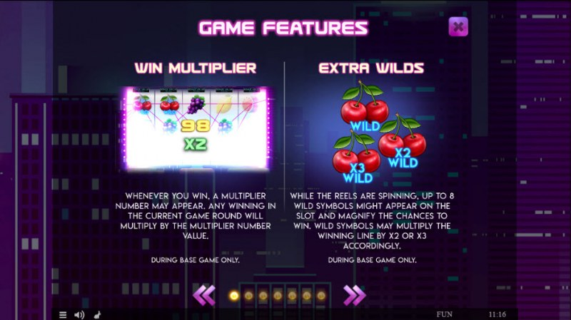 Fruits Deluxe Easter Edition :: Feature Rules
