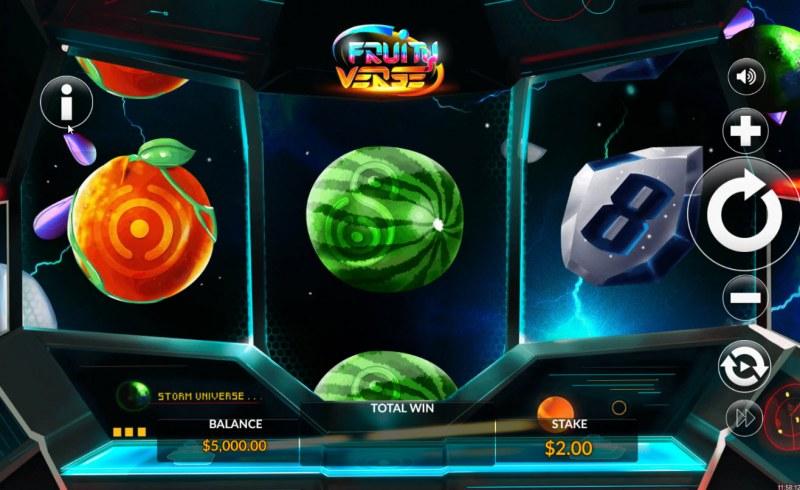 Fruity Verse :: Main Game Board