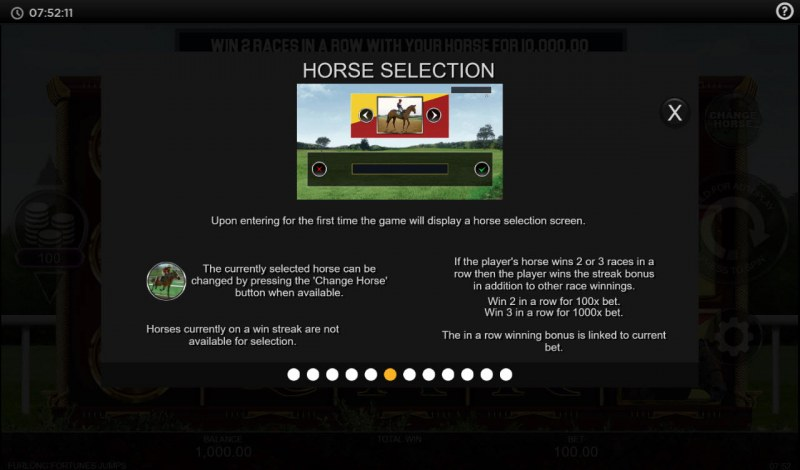 Furlong Fortunes Jumps :: Horse Selection