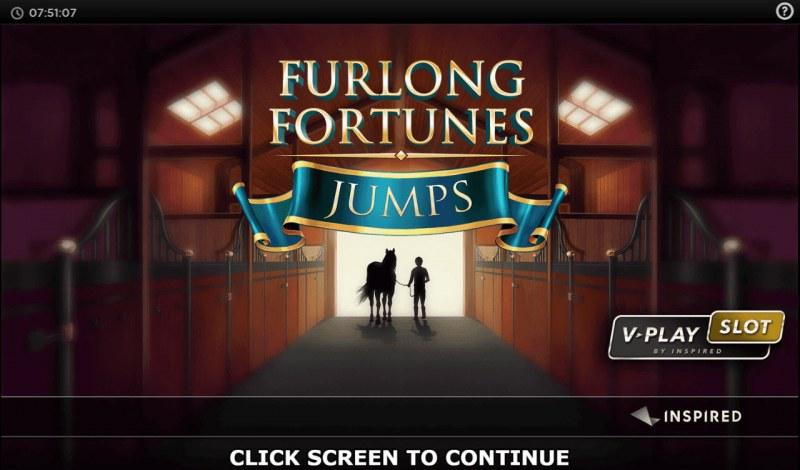 Furlong Fortunes Jumps :: Introduction
