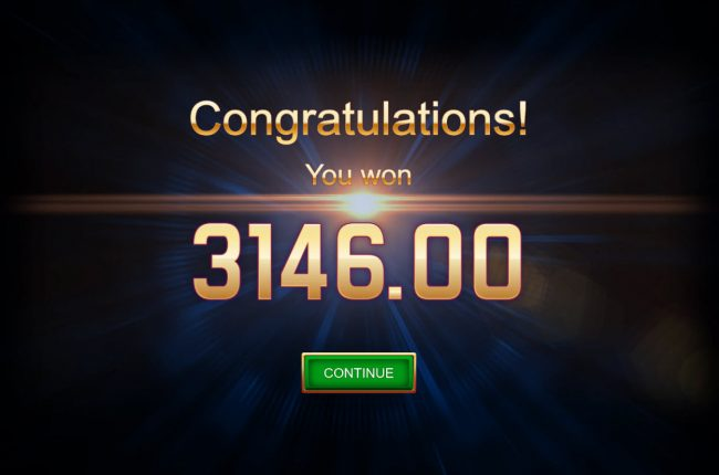 Fire Eagle :: Total Free Spins Payout