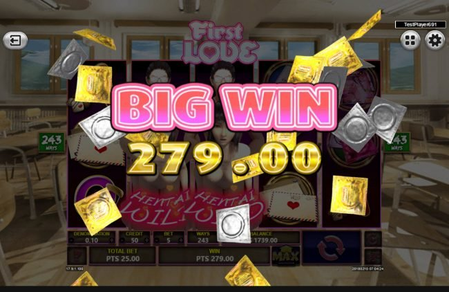 First Love :: Big Win
