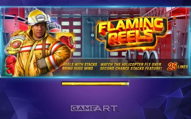 Play slots at Kingbit Casino: Kingbit Casino featuring the Video Slots Flaming Reels with a maximum payout of $3,125