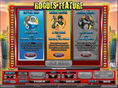 Fruity Vegas featuring the Video Slots The Flash - Velocity with a maximum payout of $200,000