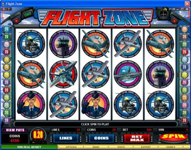 Captain Cooks featuring the Video Slots Flight Zone with a maximum payout of $4,000