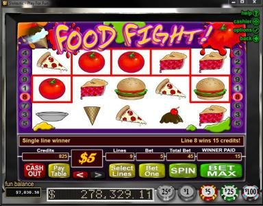 Food Fight ::