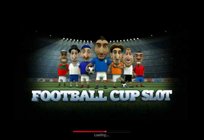 Play slots at 1BET: 1BET featuring the Video Slots Football Cup Slot with a maximum payout of $2,000