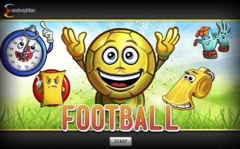 Football :: Splash screen - game loading