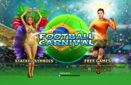 Play slots at Fly Casino: Fly Casino featuring the Video Slots Football Carnival with a maximum payout of $75,000