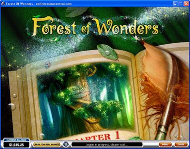 Play slots at Windows: Windows featuring the video-Slots Forest of Wonders with a maximum payout of Jackpot