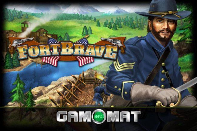 Fort Brave :: Splash screen - game loading
