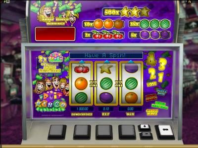 Fortune Junction featuring the Video Slots Fortuna with a maximum payout of $30,000