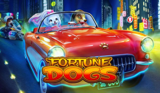 Play slots at Vive Mon Casino: Vive Mon Casino featuring the Video Slots Fortune Dogs with a maximum payout of $500,000