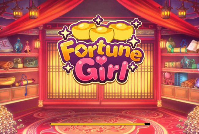 Quatro featuring the Video Slots Fortune Girl with a maximum payout of $90,000