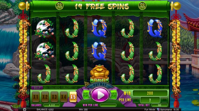 Fortune Keepers :: Free Spins Game Board