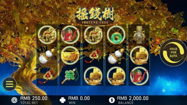 Fortune Tree :: Main Game Board