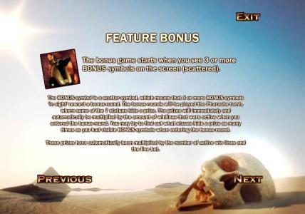 Play slots at Casino Kaiser: Casino Kaiser featuring the Video Slots Fortune of the Pharaohs with a maximum payout of $10,000