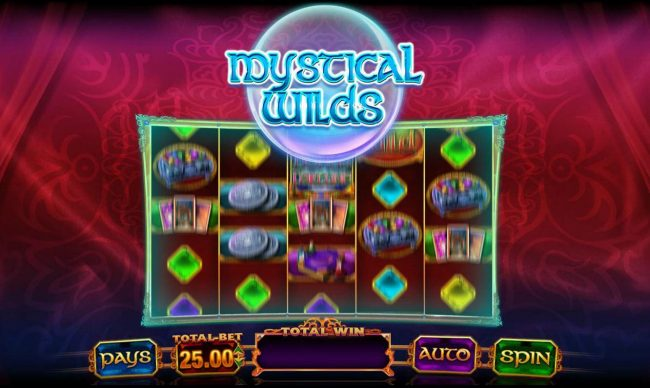 Wicked Jackpots featuring the Video Slots Fortune Spinner with a maximum payout of $500,000