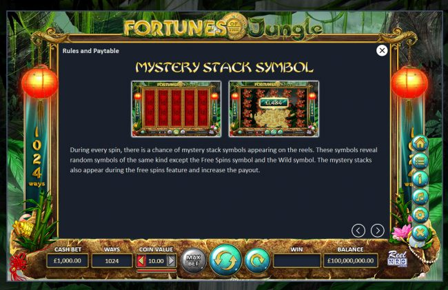 Fortunes of the Jungle :: Mystery Stack