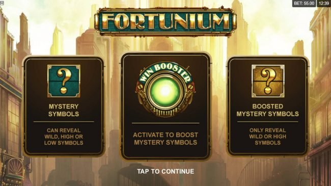 Casino Kingdom featuring the Video Slots Fortunium with a maximum payout of $100,000