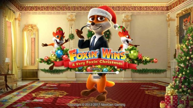 Play slots at Sapphire Rooms: Sapphire Rooms featuring the Video Slots Foxin' Wins Christmas with a maximum payout of $50,000