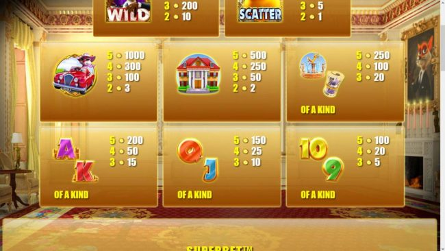 Karamba featuring the Video Slots Foxin' Wins HQ with a maximum payout of $125,000