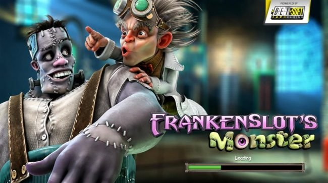 Superior featuring the Video Slots Frankenslot's Monster with a maximum payout of $5,000