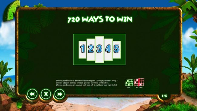 Froots :: 720 Ways to Win Rules