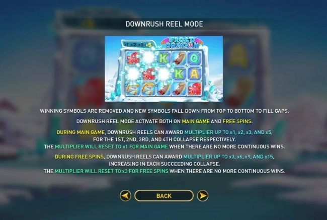 Frost Dragon :: Feature Rules