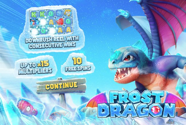 Frost Dragon :: Introduction