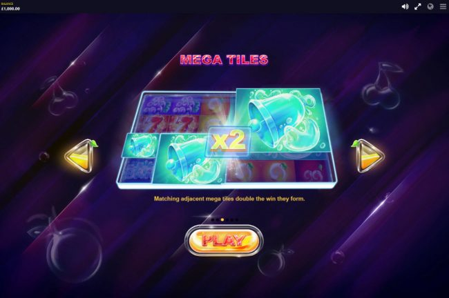 Play slots at Casino Cruise: Casino Cruise featuring the Video Slots Fruit Blox with a maximum payout of $100,000