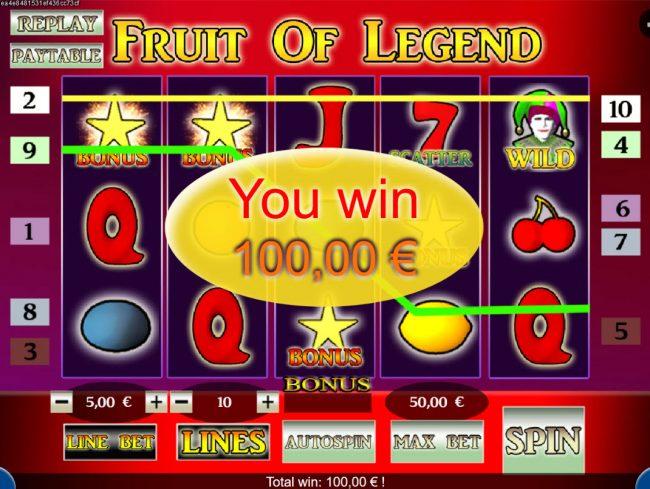 Casino slot games free