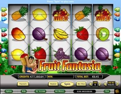 Celtic featuring the Video Slots Fruit Fantasia with a maximum payout of $15,000