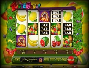 fruit fever slots game