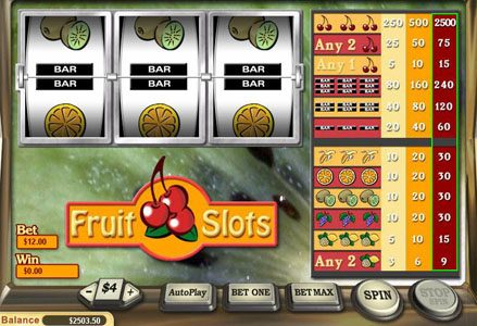 Play slots at Liberty Slots: Liberty Slots featuring the Video Slots Fruit Slots with a maximum payout of $25,000