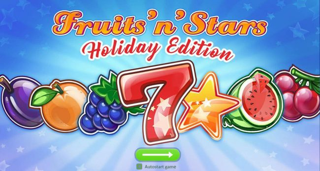 Play slots at AllRight: AllRight featuring the Video Slots Fruits 'n' Stars Holiday Edition with a maximum payout of $100,000