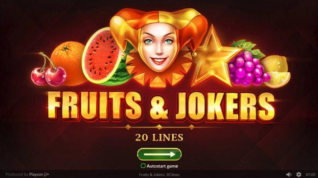 Play slots at Magik Slots: Magik Slots featuring the Video Slots Fruits & Joker with a maximum payout of $200,000
