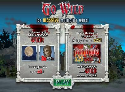 go wild for massive multiplier wins