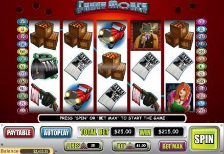 Play slots at Liberty Slots: Liberty Slots featuring the Video Slots Funny Money with a maximum payout of $40,000