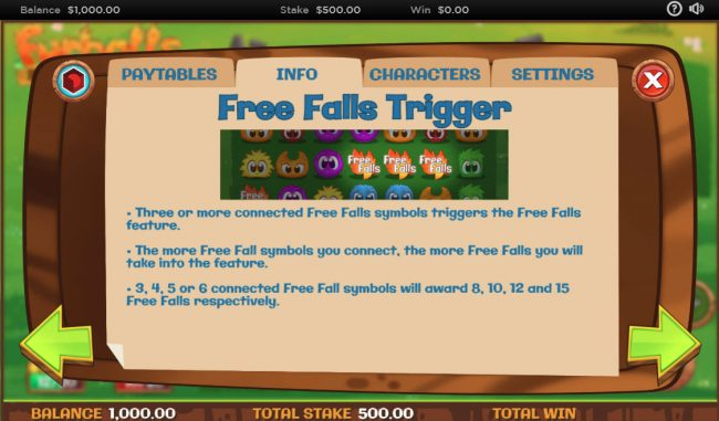 Reel Vegas featuring the Video Slots Furballs with a maximum payout of $250,000